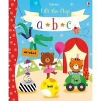 Lift-the-flap ABC