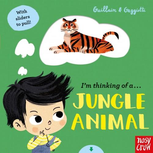 I'm Thinking of a Jungle Animal