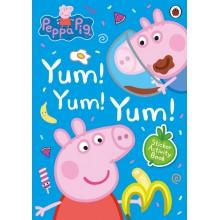 Peppa Pig: Yum! Yum! Yum! Sticker Activity Book