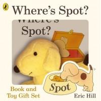 Where's Spot? Book & Toy Gift Set Ladybird