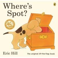 Where's Spot? (Paperback)