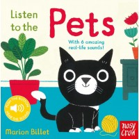 Listen to the Pets Nosy Crow