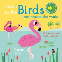 Listen to the Birds From Around the World Nosy Crow
