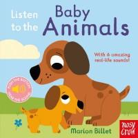 Listen to the Baby Animals Nosy Crow