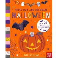 Press Out and Decorate: Halloween Nosy Crow