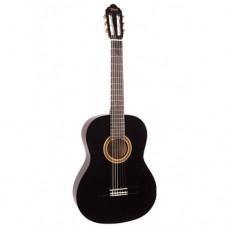 Valencia VC103TBK Klasik Gitar 3/4 (SİYAH)