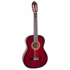 Valencia VC103RDS Klasik Gitar 3/4 (KIRMIZI SUNBURST)