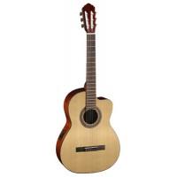Cort AC120CE OP Elektro Klasik Gitar