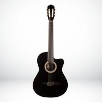 Toledo LC-3900 BK Klasik Gitar 4/4 (SİYAH)