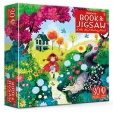 Little Red Riding Hood picture book and jigsaw