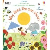 Why Does the Sun Shine?  Lift-the-Flap First Questions and Answers