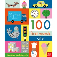 100 First Words: City