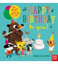 Happy Birthday to You! Nosy Crow