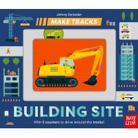 Make Tracks: Building Site Nosy Crow