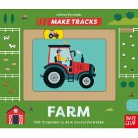 Make Tracks: Farm Nosy Crow