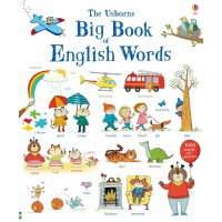 Big Book of English Words Usborne