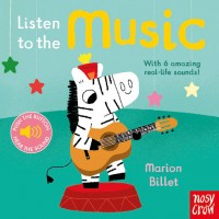 Listen to the Music Nosy Crow
